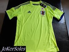 2014 Adidas Away Japan Men World Cup Soccer Football Jersey L Tokyo