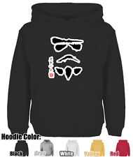 Mens Womens Stormtrooper Japanese Kanji Calligraphy Star Sweatshirt Hoodie