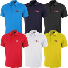Callaway Golf 2015 Mens Solid Cotton Odyssey Tour Logo Polo Shirt
