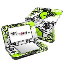 Retro Green Skin Kit For 2DS, 3DS, 3DS XL Vinyl Sticker Decal Cover