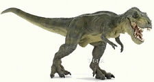 FREE SHIPPING | Papo 55027 Green Tyrannosaurus Rex Running - New in Package
