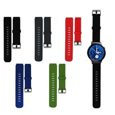 Sport Silicone Rubber Watch Band Fitness Strap For Huawei Smart Watch