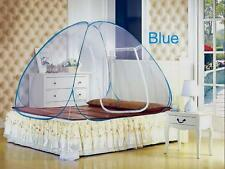 Portable Foldable Baby Kids Infant Bed Ger Zipper Canopy Mosquito Net Tent Hut *