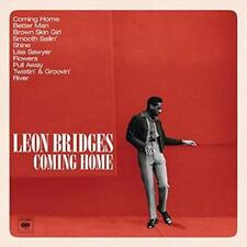 Coming Home - Leon Bridges New & Sealed Compact Disc Free Shipping