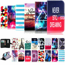 Luxury -YH Painted Wallet Leather Case Cover For Motorola Moto G3 G2 G X2