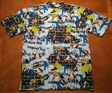 Urban Ice Mens Graphic Heavy Duty T-Shirt  Limited Edition...Made In USA....