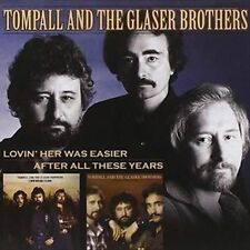 Lovin' Her Was Easy/after All These Years - & the Glaser Tompall New & Sealed Co