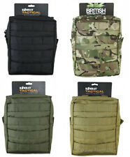Army Combat Military Molle Travel Utility Surplus Webbing Belt Bag Pouch New