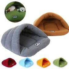 Soft Pet Soft Warm Bed House Plush Cozy Nest Mat Pad Cushion Dog Puppy Cat