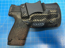 Smith & Wesson M&P Shield 9/40 IWB Kydex Holster Adjustable Cant & Retention! =)