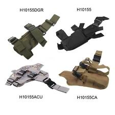 Popular Outdoor Hunting Puttee Thigh Leg Pistol Gun Holster Pouch Q4QR