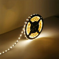 LED Flexible Strip Light 5M 300 SMD 3528 Lamp DC 12V Warm White