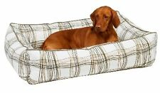 BOWSERS Urban Lounger Dog Bed * 20 COLORS * Orthopedic Nesting Cuddle Pet Puppy