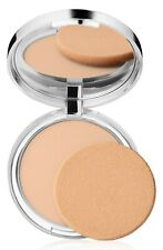 Clinique .35 oz Full Size Superpowder Double Face All Color Makeup Compact