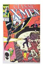 Classic X-Men #11 (Jul 1987, Marvel)