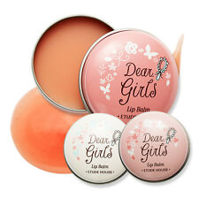[ETUDE HOUSE] Dear Girls Lip Balm 9g / Healthy & Radiant Lip / Seoul Cosmetics