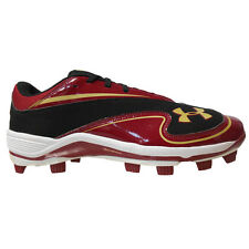 NEW Under Armour Team Natural III Low Mens Baseball Cleats - Size 11 1229394-003