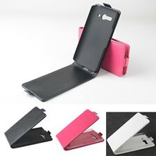 Up-down Filp PU Leather Case for Alcatel One Touch Pop C9