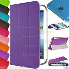 Slim Smart Leather Magnetic Stand Case 4 Samsung Galaxy Tab 3 Lite 7.0 T110,T111
