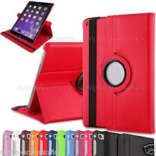 Leather 360 Degree Rotating Smart Stand Case Cover Pouch For Apple iPad Pro 12.9