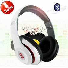 New Wireless Bluetooth Headphones Stereo Headset Handfree MIC For iPhone Samsung