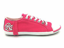 Replay Womens Trainers Bridgette Can Sneakers Pink UK Size 4 6.5 7 NEW