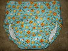Dependeco All In One cloth adult baby diaper S/M/L/XL  (baby at play)