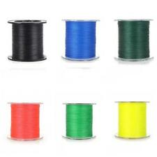 300M 20LB 0.18mm Fishing Line Strong Braided 4 Strands DD Z2O9