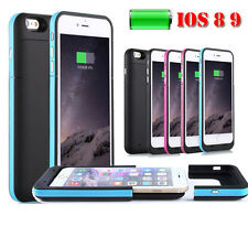 6000mAh External Battery Backup Charger Case Power Bank For iPhone 6 6s/ 6s Plus