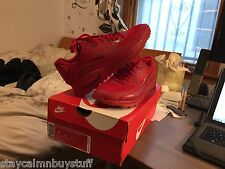 Nike Air Max Thea Ruby Red All Red October 599409 060 Women Sizes