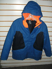 THE NORTH FACE BOYS BOUNDARY TRICLIMATE WINTER JACKET - #CSA1- - S, M, L, XL