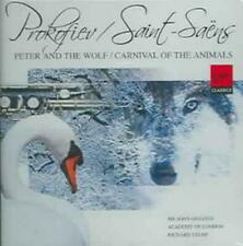 Prokofiev: Peter and the Wolf; Saint-Sa‰ns: Carnival of the Animals [72435624972