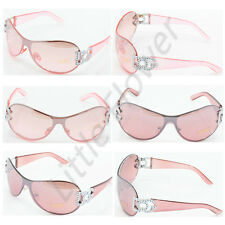 DG Sunglasses Womens Designer Shades Rhinestones Fashion Large Eyewear Retro9033