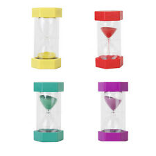 1pc Sand Timer Hourglass Cooking Clock Timer Sandglass 1,15,20,30,45,60 Minutes