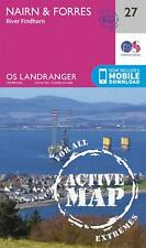 NEW Nairn & Forres, River Findhorn by Ordnance Survey Free Shipping