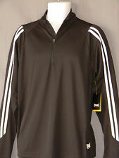 Everlast Sports Jacket Mens Sizes Black Warmup Workout Boxing Sport Fight MMA