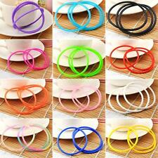 10 Pcs Gummies Shag Bands Bracelets fancy Gummy Wristbands Jelly Bangles