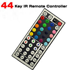 44 KEY IR REMOTE CONTROLLER BOX 12V FOR RGB LED 3528 5050 SMD STRIP LIGHTS