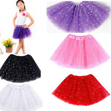 New Girls Ballet Tutu Princess Dance Wear Costume Party Amazing Skirt