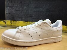Adidas Superstar White Snake Ostrich Leather Men Sizes