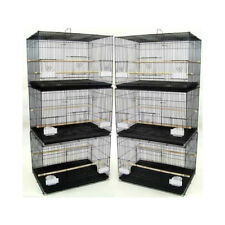 YML Lot of Six Small Bird Cage