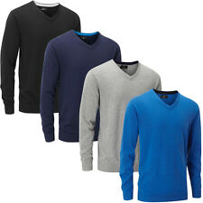 Stuburt 2016 Mens Urban V-Neck Golf Sweater Pullover Jumper Top
