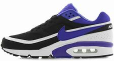 NIKE AIR MAX BW OG Black-Purple running training classic sneakers new