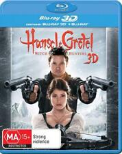 Hansel and Gretel: Witch Hunters (3d Blu-ray/blu-ray) - BLR Region 4 Brand New F