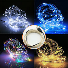 10M USB Operated Micro Copper Wire LED String Fairy Lights Christmas Xmas Party