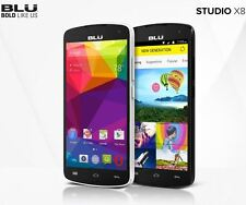 "BLU Studio M HD 16GB 5.0"" 4G H+ 8MP Dual SIM Dash Android 5.1 Unlocked GSM S110U"