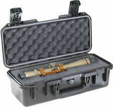 "Pelican Storm Shipping Case without Foam: 8.4"" x 18.2"" x 6.7"""