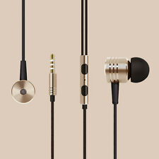 Hot New 3.5mm Piston In-Ear Stereo Earbuds Earphone Headset Headphone Fr Android