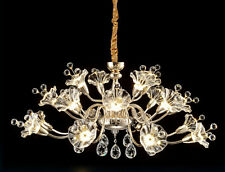 Luxury European Light Living Room/Restaurant Crystal Chandelier/Hanging lamp