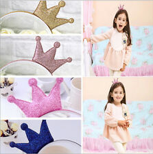 Princess Girls Hair Accessories Band New head Headbands Baby 2016 Crowns Tiaras